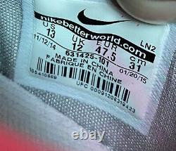 Soles By Sir Customized 1of1 Sunset Safari Nike Carbon Elite 2.0 Cleats 13 #2950