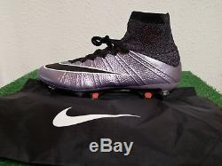 Chaussure De Foot Nike Mercurial Superfly IV Sg-pro Acc Cr7