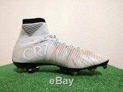 Chaussure De Foot Nike Mercurial Superfly V Sg-pro Cr7, Royaume-uni 8