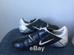 Chaussure De Foot Nike Total 90 Air Zoom Us Taille 12.5 Crampons Classiques T90