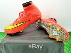 Chaussure De Football Nike Mercurial Superfly IV Sg Uk 7 Us 8