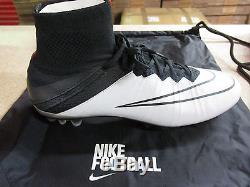 Chaussure De Football Nike Mercurial Superfly Lthr Ag-r Pour Homme 747218 001 Chaussure De Football