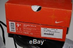 Nike Air Zoom Total 90 III Fg Nouveau 9,5 Us 8,5 Uk Bottes Taquet Football Deadstock