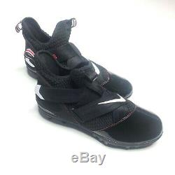 Nike Lebron Soldier 12 Strike - Couvre-chaussures State State Ohio, Taille 11.5 Cd4525 001 Td
