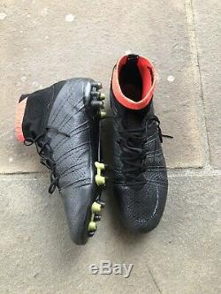 Nike Mercurial Superfly 4 Noir Rose Taille 7.5 Ag Football Football Crampons 275 $