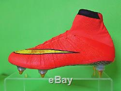 Nike Mercurial Superfly IV Sg Uk 8 Us 9 Bottes De Football Inédites Soccer Cleats