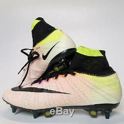 Nike Mercurial Superfly IV Sg-pro Uk Nous 9,5 Bottes Football Crampons 10,5 Football