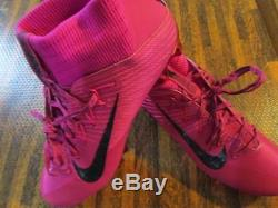 Nike Untouchable 2 Td Football Cleats Divers Tailles Bca Edition Think Pink