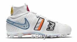 Nike Vapor Intouchable Homme Pro 3 Carbon Odell Beckham Football Crampons 11,5