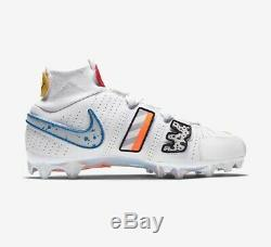 Nike Vapor Intouchable Pro 3 Carbon Obj Football Taquet Us 12 Odell Beckham Cle