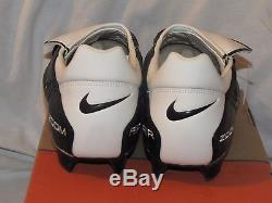 Nike Zoom Air Total 90 K Fg T90 Soccer Cleats Chaussures Football Boots Us 8.5 Uk 7.5