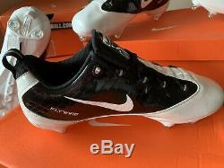 Rare Marque Nouveau Nike Zoom Vapor Fly D Football Crampons Taille 11.5 Amovible